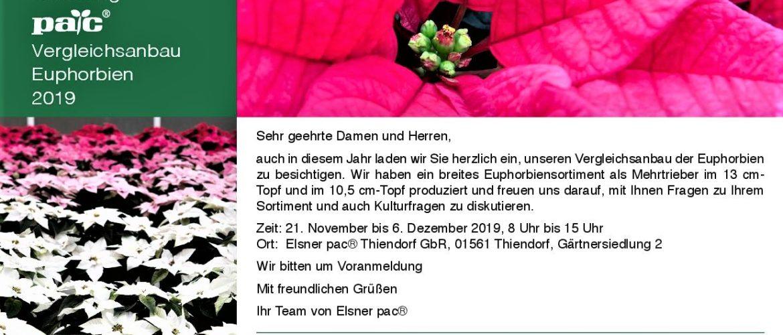 Besuchen Sie Elsner pac in Thiendorf